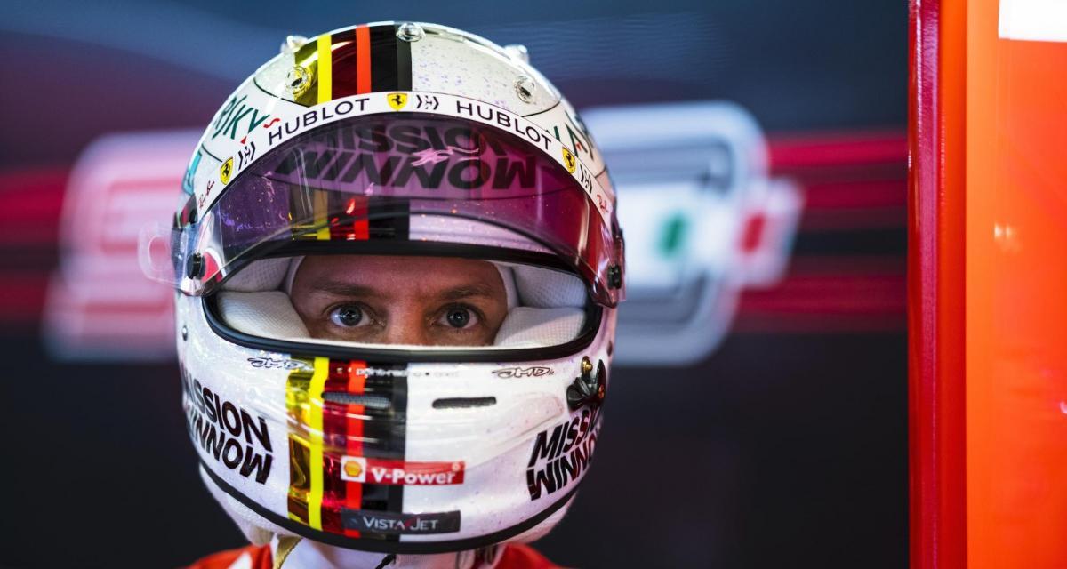 F1 : Sebastian Vettel quitte Ferrari, son bilan avec la Scuderia
