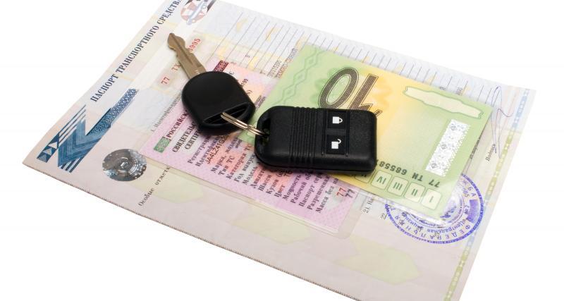 Vendre une voiture d'occasion : 4 documents indispensables