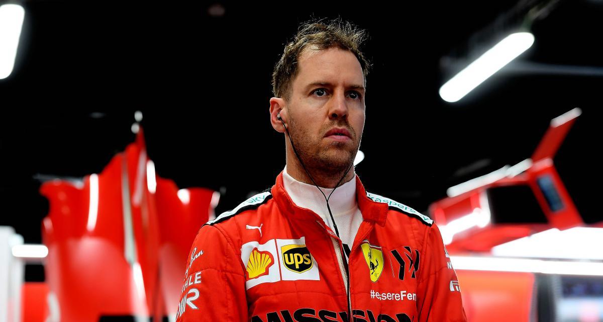 F1 transferts : 5 noms pour remplacer Vettel chez Ferrari
