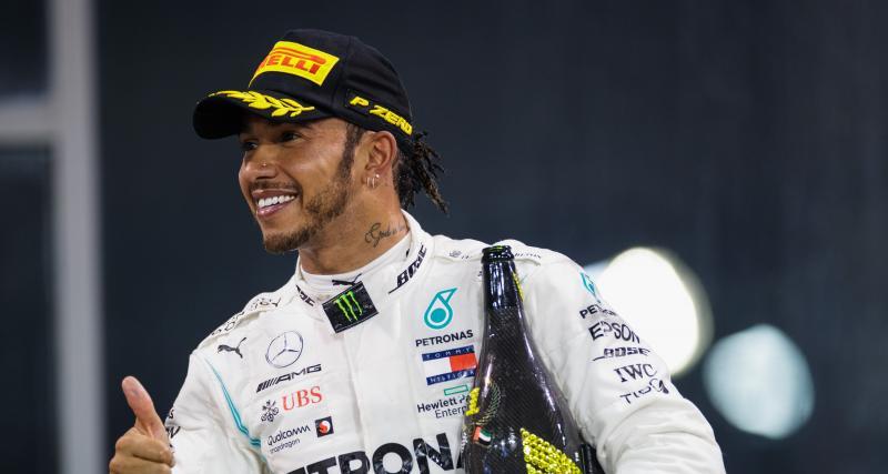 Lewis Hamilton (35 ans, Mercedes Grand Prix)