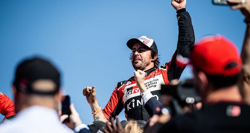 Fernando Alonso (38 ans, sans équipe)