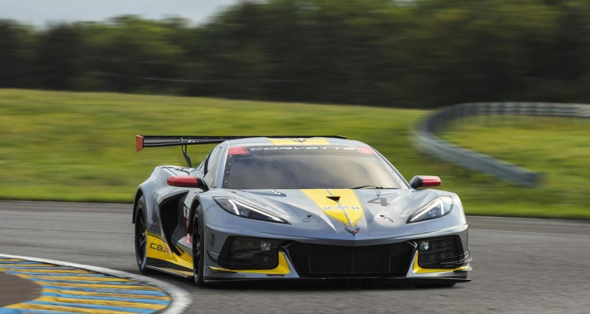 24h du Mans : Corvette Racing déclare forfait