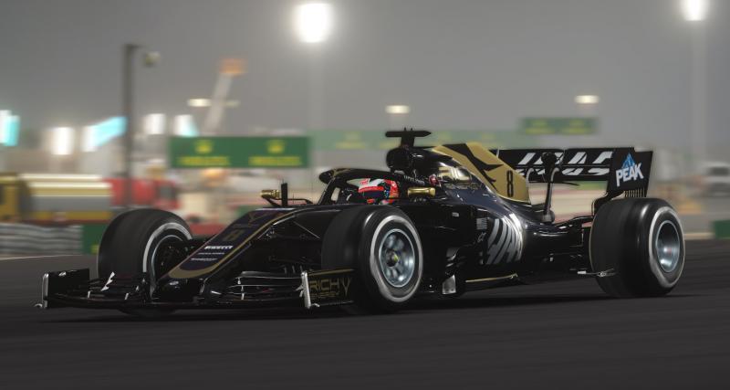 F1 2020 : 1ère bande-annonce de gameplay (vidéo)