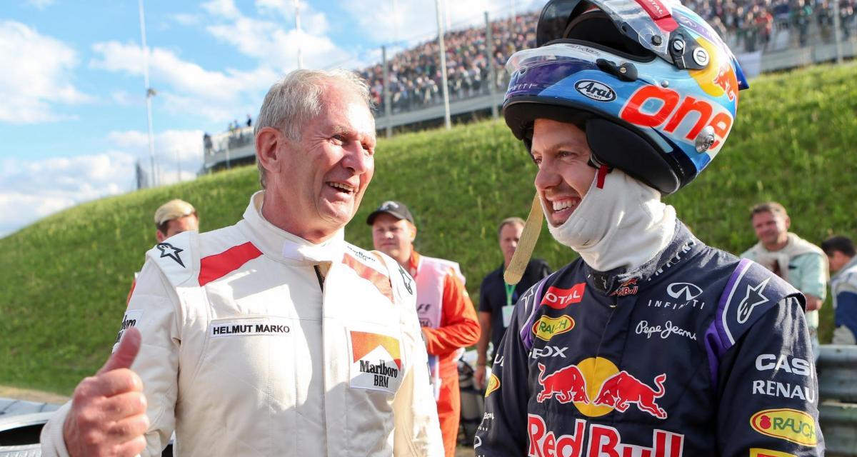 F1 : Vettel chez Red Bull l'année prochaine ? C'est non