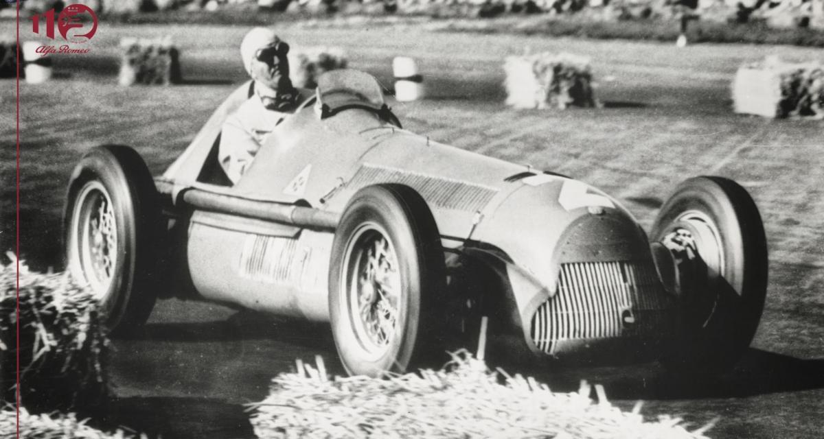F1 : il y a 70 ans se déroulait le premier Grand Prix de l'Histoire
