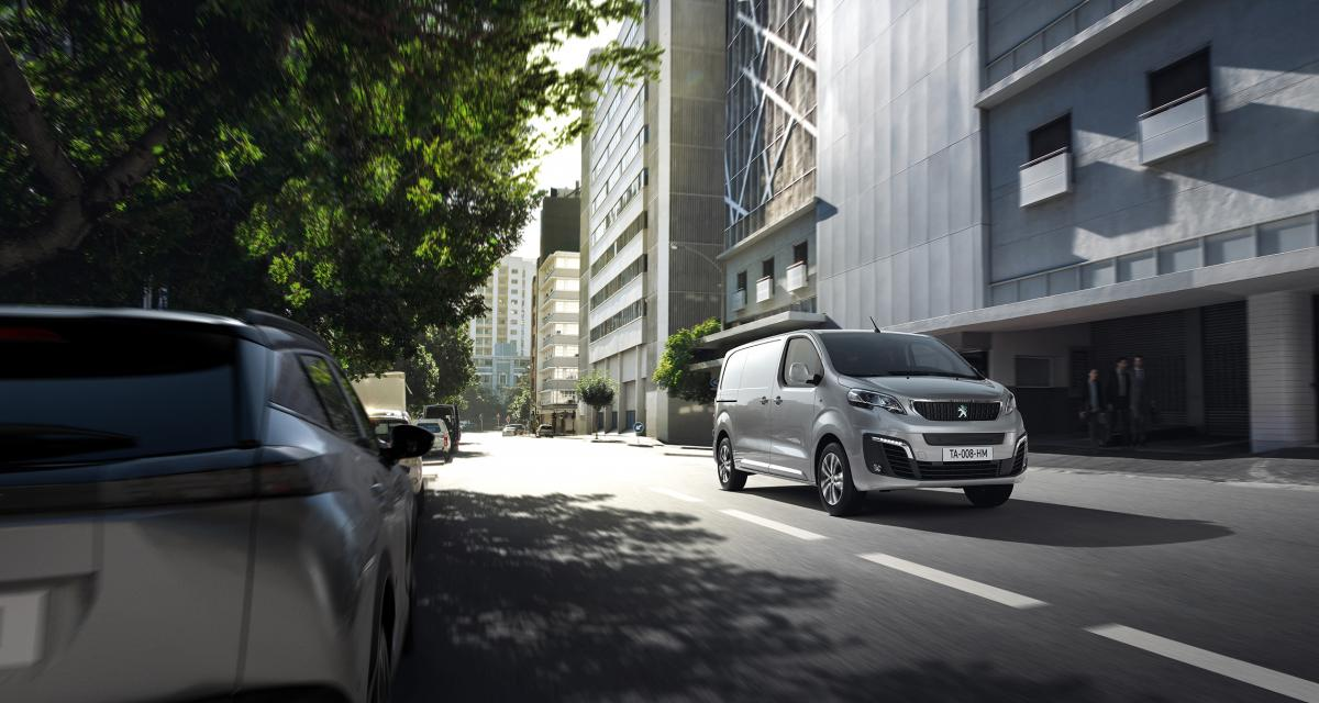 Peugeot e-Expert : le nouvel ami électrique des artisans