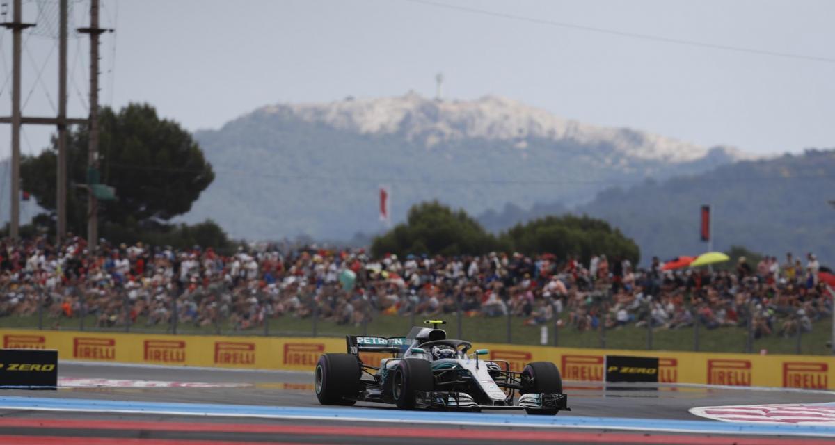 F1 : Eric Boullier explique les raisons de l'annulation du GP de France