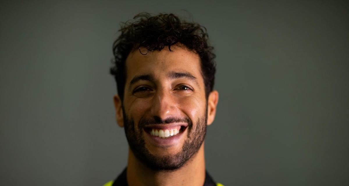 F1 - transferts : Daniel Ricciardo signe chez McLaren pour 2021