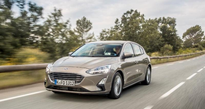 Ford Focus et Fiesta : l'hybridation légère arrive au catalogue