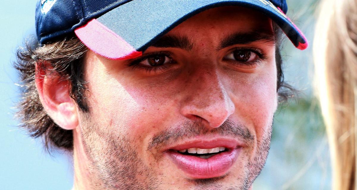 Carlos Sainz Jr nouveau pilote Ferrari : sa carrière en F1 en 5 chiffres
