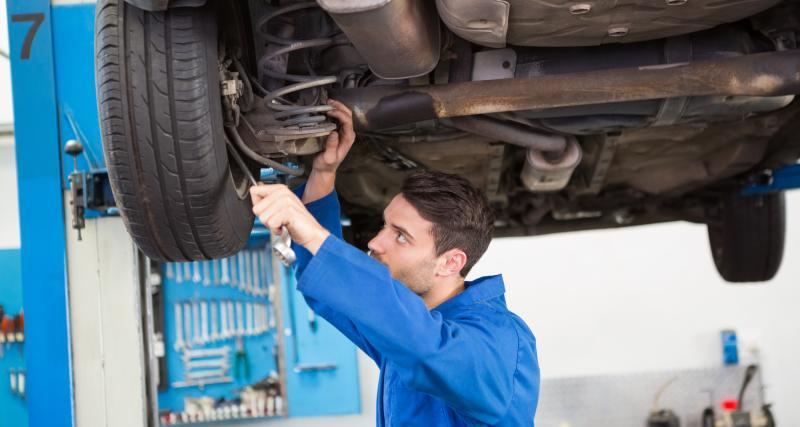 Déconfinement : puis-je apporter ma voiture chez le garagiste sans problème ?