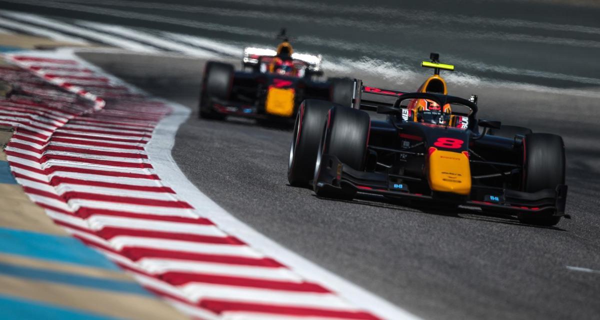 Formule 2 : le calendrier de la saison 2020