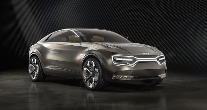 Kia : 500 km d'autonomie en 20 minutes pour son nouveau crossover électrique ?