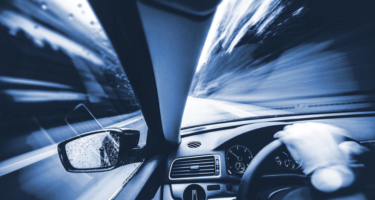 Un homme de 52 ans dépasse de 49 km/h la vitesse autorisée