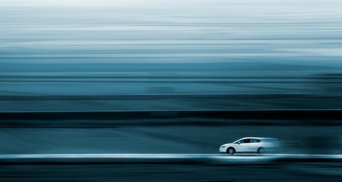 Fous du volant : intercepté à 190 km/h sur l'autoroute