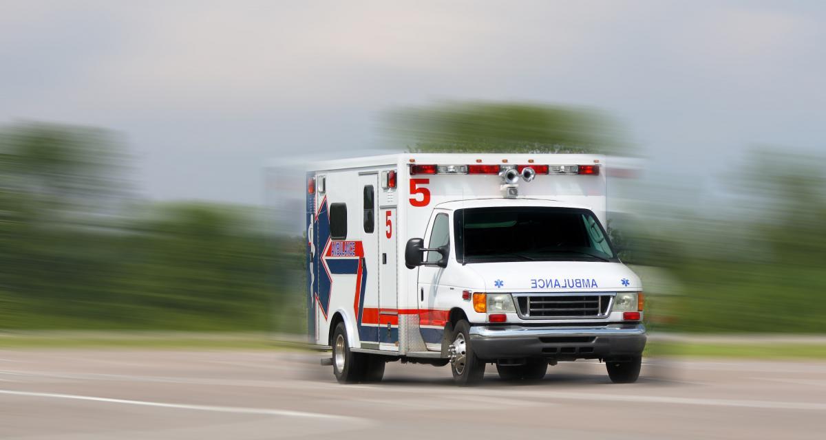 Flashé à 192 km/h sur l'autoroute, pas de cadeau pour le chauffard ambulancier