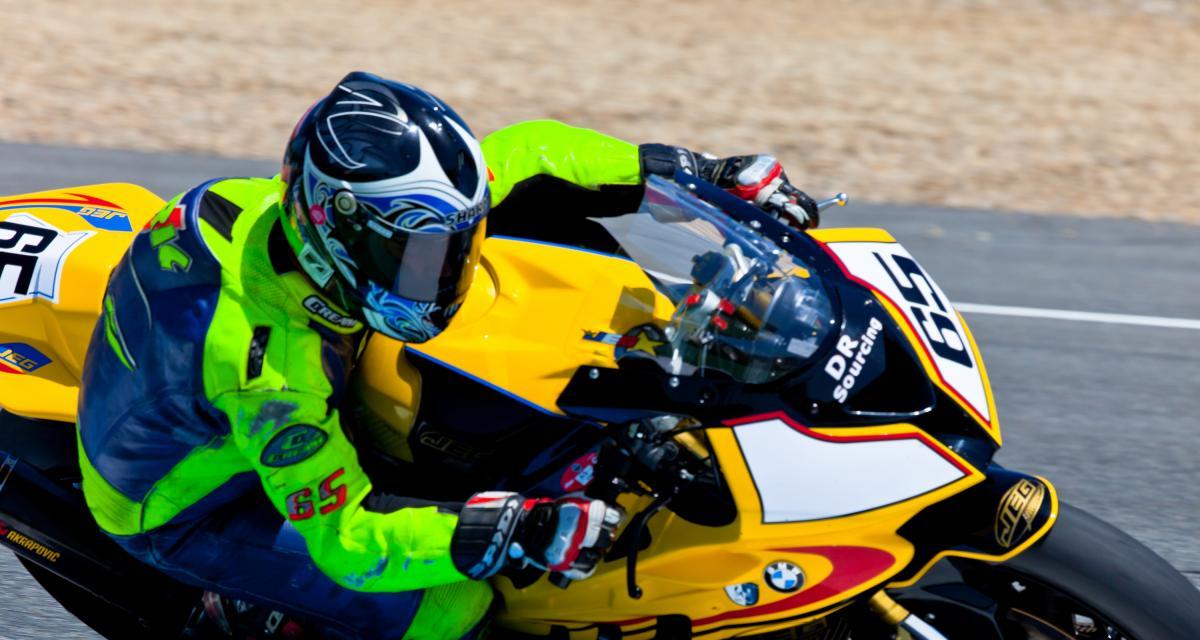 Permis suspendu et moto immobilisée pour le fan de Valentino Rossi flashé à 201 km/h