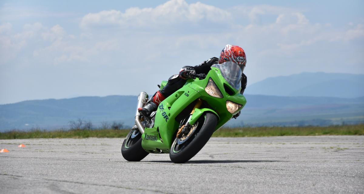 Un motard contrôlé à 238 km/h sur une route limitée à 80 !
