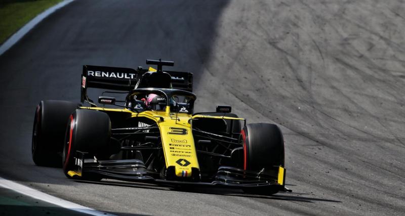 Conscient de la capacité de Ricciardo