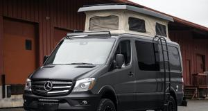 Camping-car : le Mercedes Sprinter Sportsmobile en mode vanlife