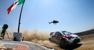 WRC : une saison 2020 sans le rallye du Kenya