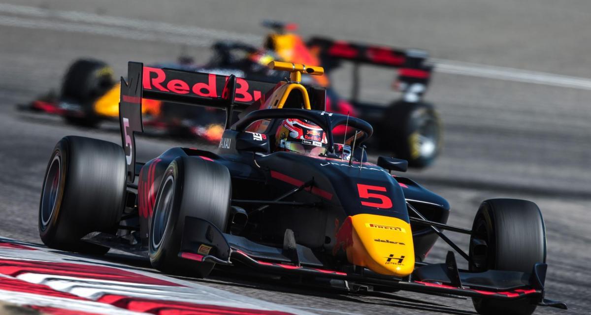 Formule 3 : le calendrier de la saison 2020