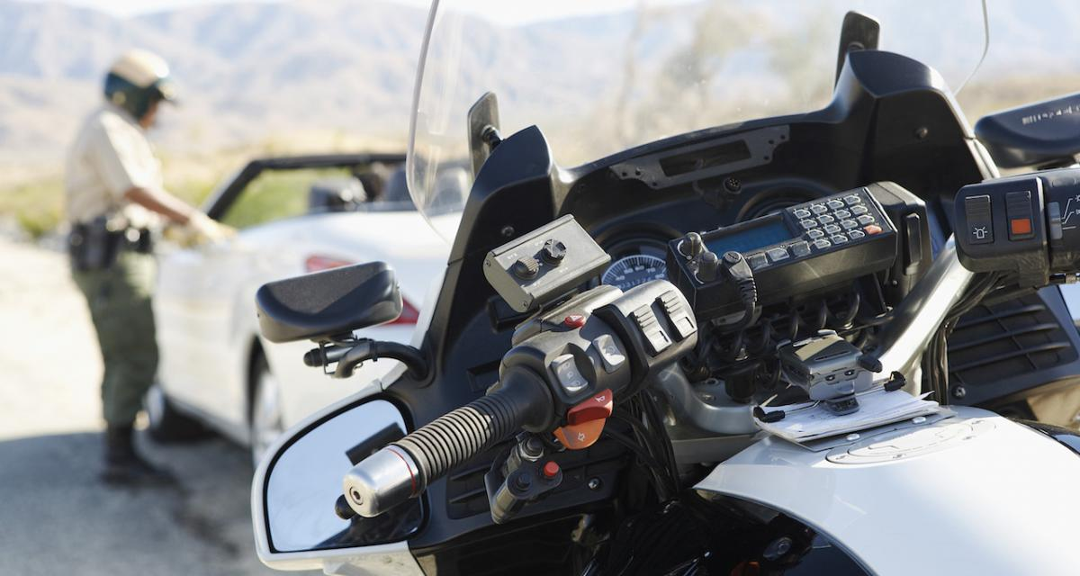 Le chauffard perd son permis probatoire après avoir été flashé à 143 km/h