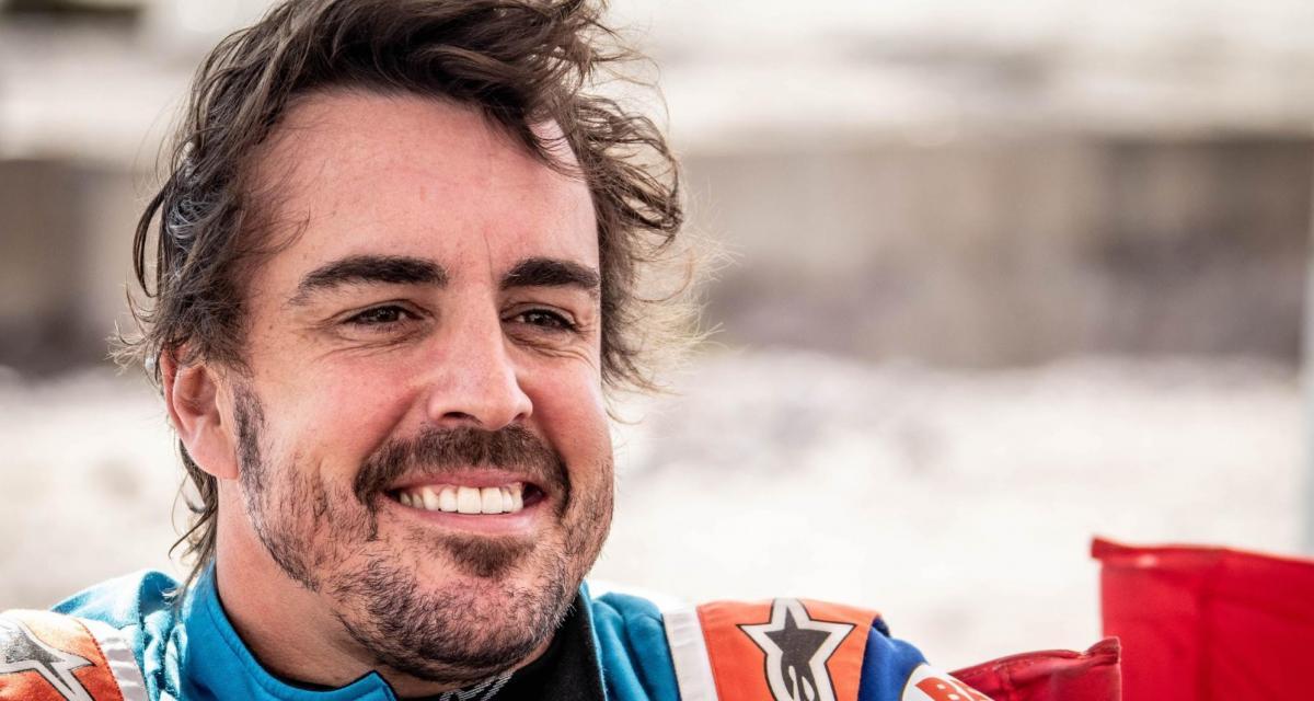 F1 : « au top », Fernando Alonso se voit bien faire son retour