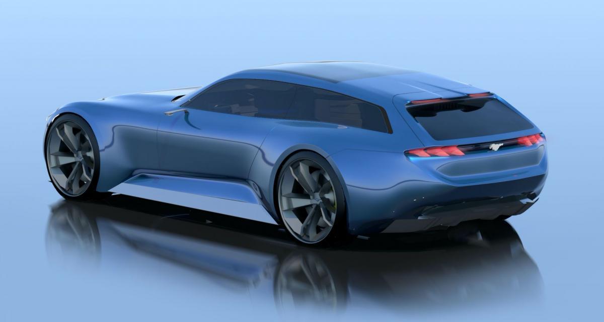 Mustang Shooting Brake : qu'attend Ford pour la fabriquer ?