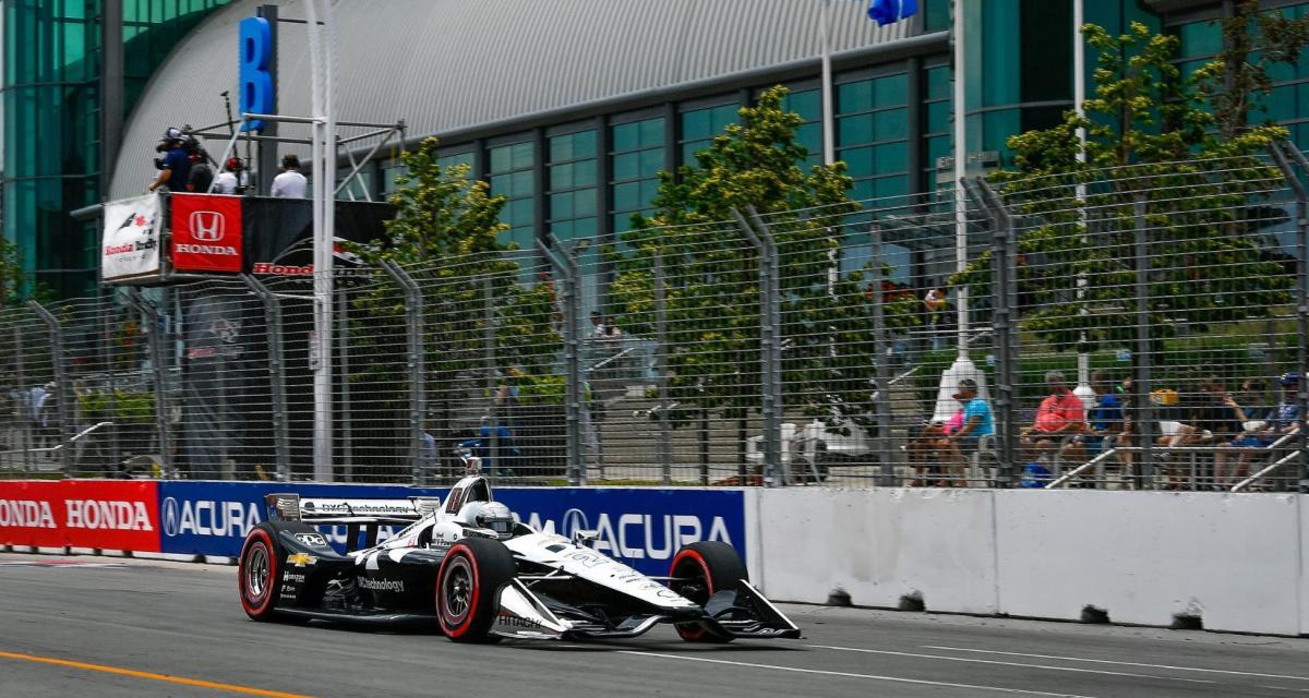 Indycar : les organisateurs reportent le Grand Prix de Toronto