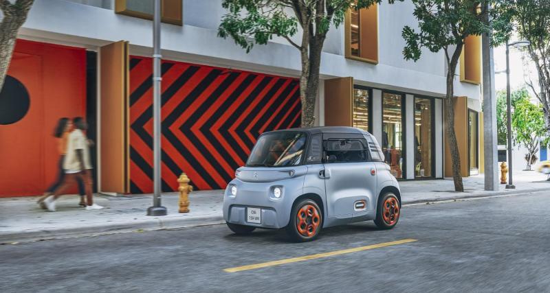 Citroën Ami : 200 exemplaires vendus en une semaine