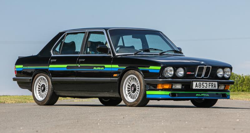 BMW Alpina B9 3.5 (1983)
