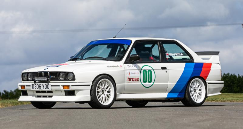 "BMW M3 ""pack Competition"" (1987)"