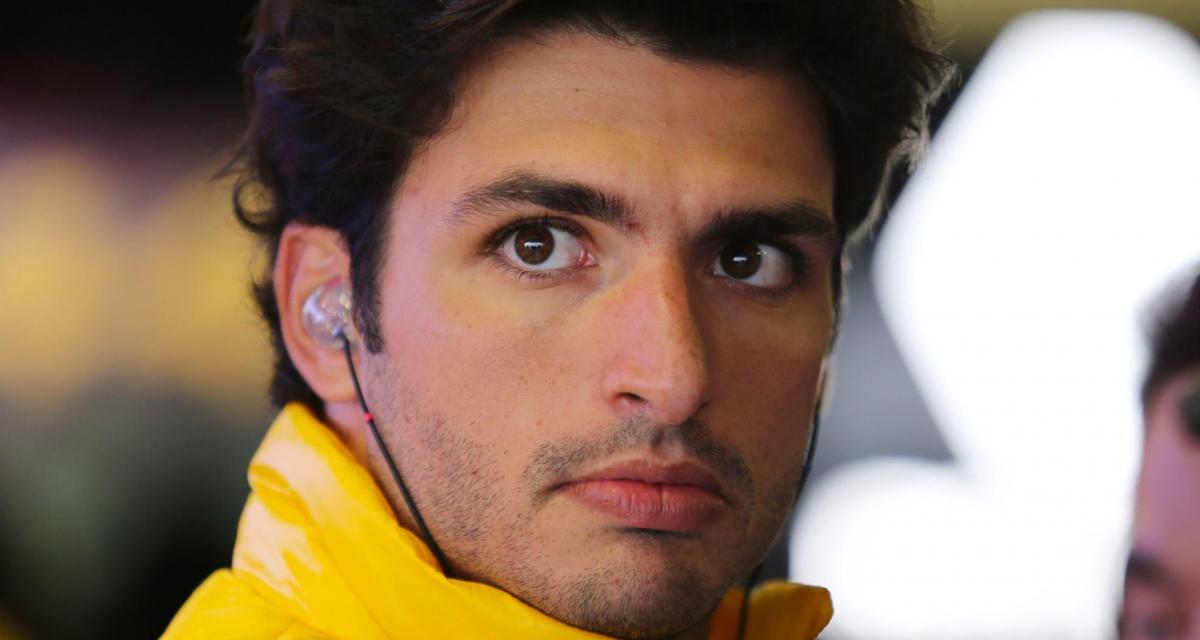 F1 : Carlos Sainz persiste et signe pour un retour de Fernando Alonso
