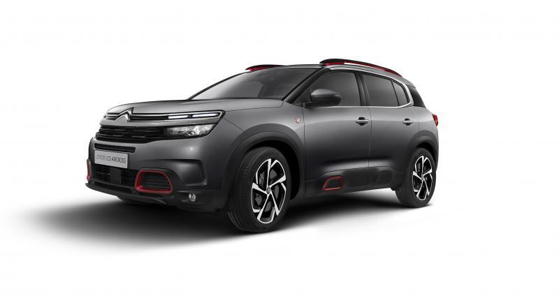 Citroën C5 Aircross C-Series : le SUV français en mode série spéciale