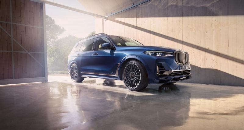 Alpina XB7 : le BMW X7 sublimé par le préparateur allemand