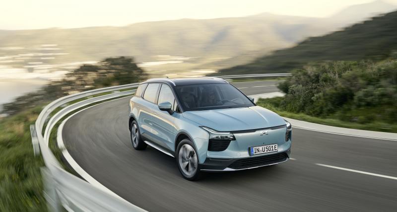 Aiways s'associe avec Hertz pour diffuser son SUV électrique en Corse