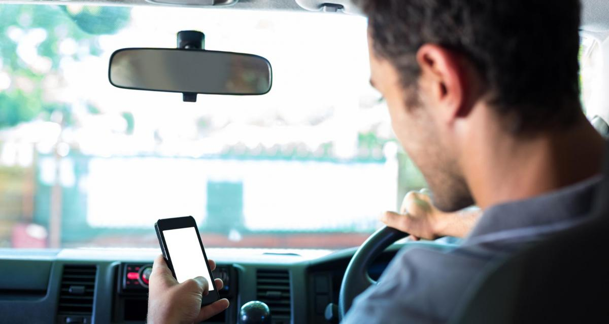 Sécurité routière : l'ennemi c'est le téléphone au volant