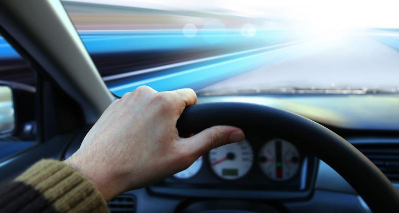 Excès de vitesse : une Chevrolet Corvette flashée à 170km/h sur l'autoroute