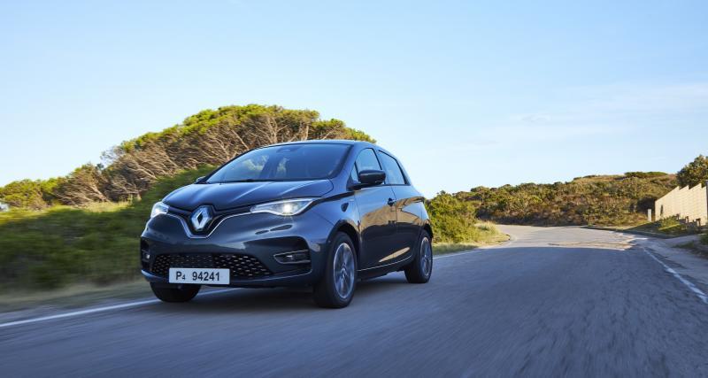 Nouvelle Renault Zoé : combien de temps faut-il pour la recharger ?