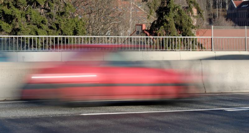 Fous du volant : arrêté pour excès de vitesse, il est positif à l'alcool, au cannabis et à la cocaïne