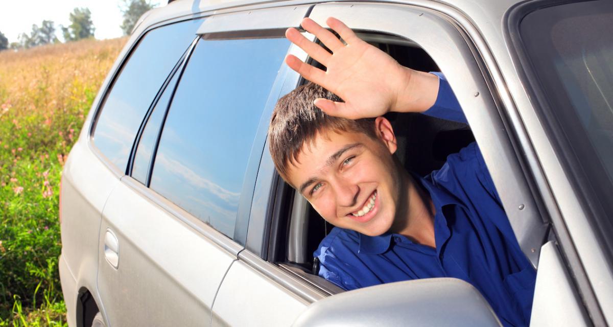 Fous du volant : un ado de 15 ans arrêté pour un stop grillé