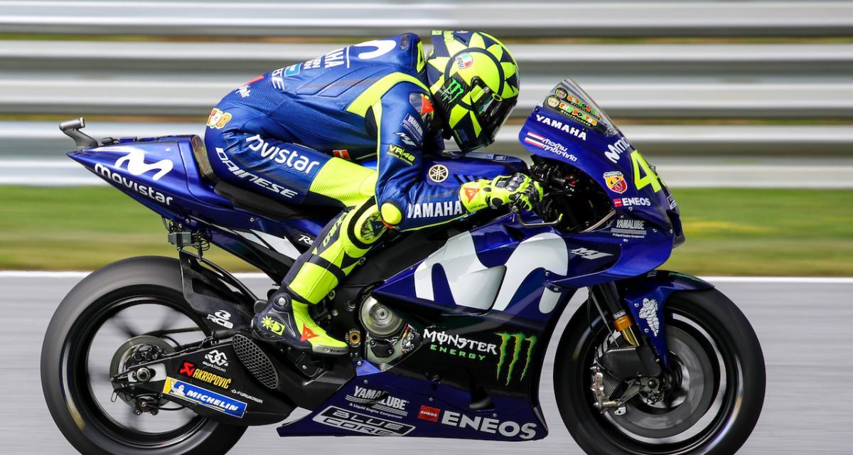 Fous du guidon : flashé à 201 km/h, ce fan de Rossi perd son permis et sa moto