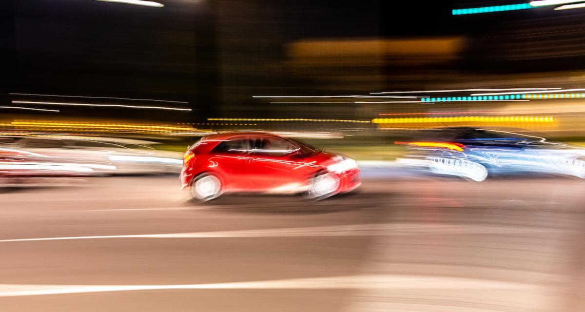 Fous du volant : sans permis, il propulse son Audi A6 à 144 km/h sur une départementale