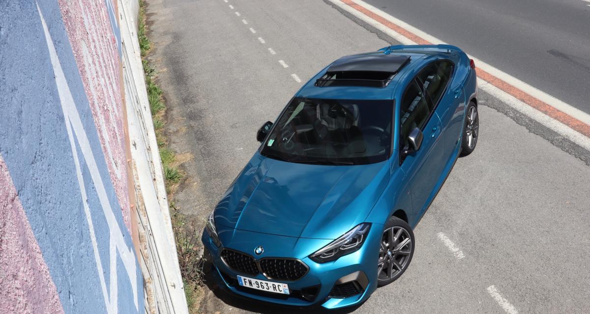 BMW M235i xDrive Gran Coupé : les photos de notre essai du coupé-4 portes compact