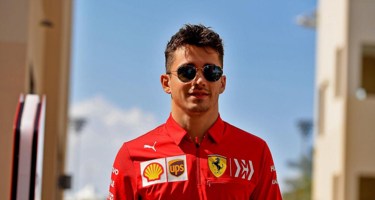 F1 - Charles Leclerc : « Carlos Sainz sera difficile à battre »