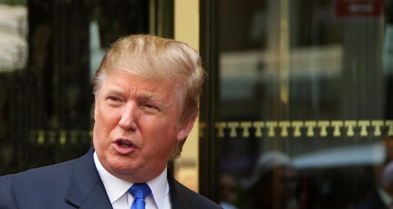 """Donald Trump craque pour la Ford GT Liquid Carbon : """"J'en veux une !"""""""