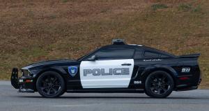 "Ford Mustang Saleen ""Barricade"" Police : un Transformers dans votre garage"