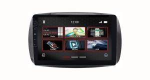 Dynavin dévoile un autoradio GPS spécifique pour les Smart