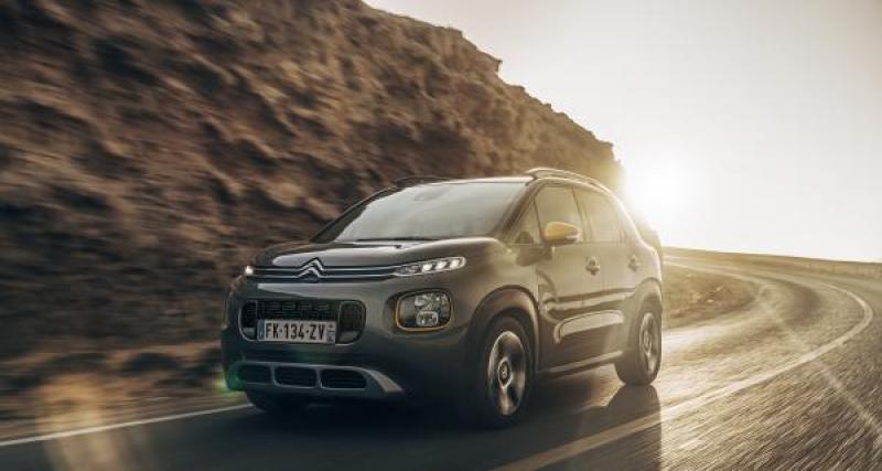 Citroën C3 Aircross Rip Curl : nouvelle édition spéciale pour le SUV urbain